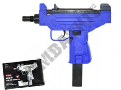 M33 Airsoft BB Gun Black and Blue